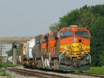 BNSF trio